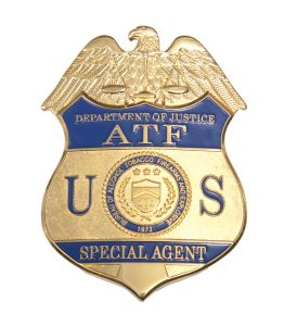 ATF Special Agent Badge