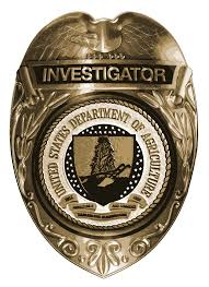 USDA OIG Badge