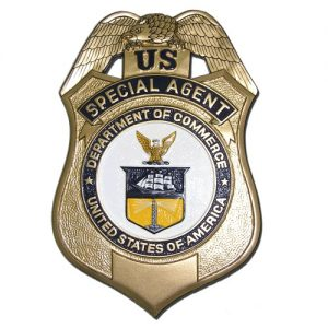 Department of Commerce OIG Badge