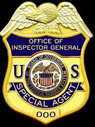 Federal Reserve OIG Badge