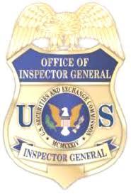 SEC OIG Badge